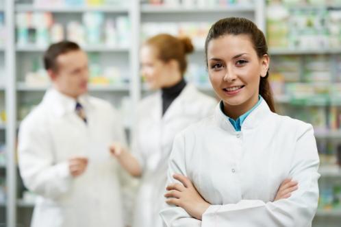 Equipe pharmacie Pamiers